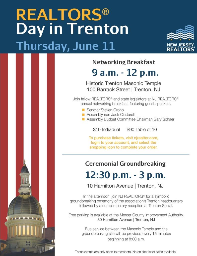 6.11 Trenton Day Flyer - Members