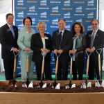 Leadership Groundbreaking