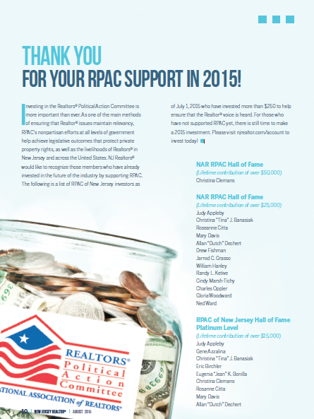 Rpac first page