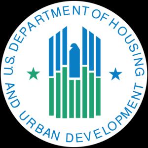 Lead Hazards - HUD logo