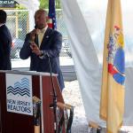 Mayor Speaking Tight