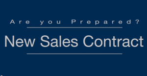 SalesContract Opening Screen