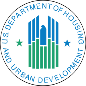 Lead Hazards - HUD logo
